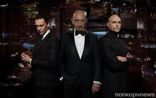 Том Хидлстон и Бен Кинглси в тизере рекламного ролика Jaguar