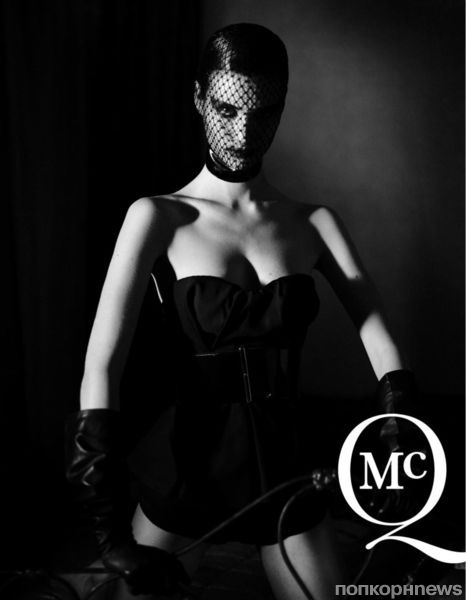 Рекламная кампания McQ by Alexander McQueen. Весна / лето 2013