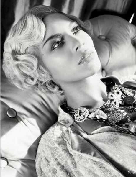 Бейонсе Ноулз в журнале Vogue Италия. Апрель 2009