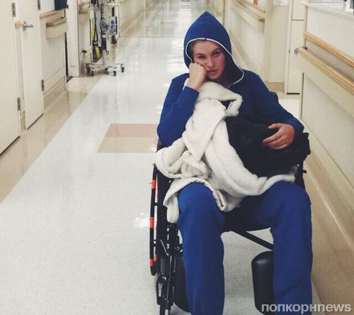 Дочь Алека Болдуина попала в больницу