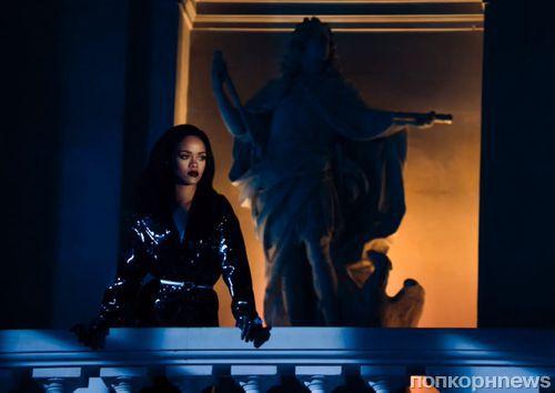 Рианна в рекламном ролике Dior Secret Garden IV