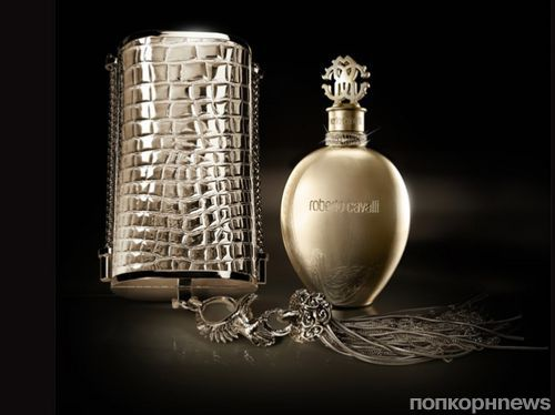 Эксклюзивный аромат Roberto Cavalli Gold Edition