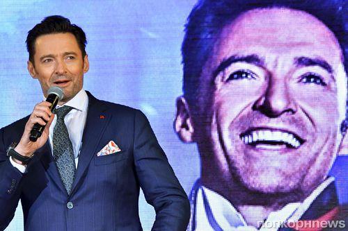 Фото: Хью Джекман привез «Величайшего шоумена» на премьеру в Японию