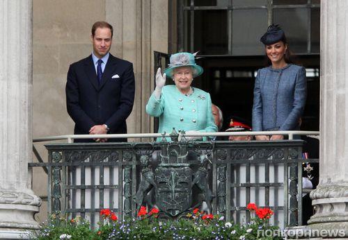 Королева говорит