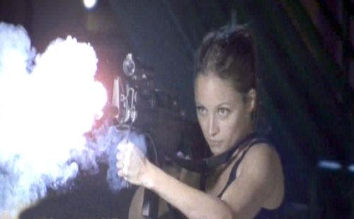 Николь Ричи в промо-ролик сериала «Чак»