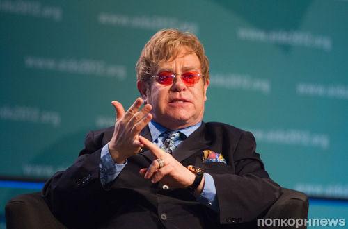 Элтон Джон: «Мадонна похожа на ярмарочную стриптизершу»