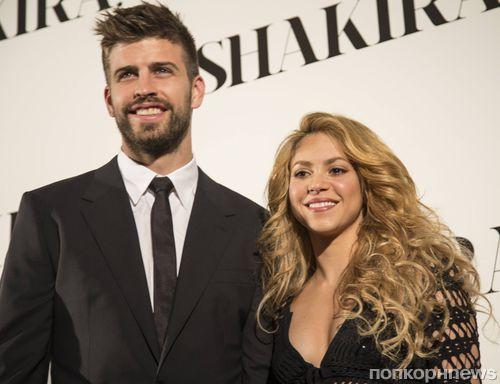 Шакира запрещает Жерару Пике сниматься с моделями