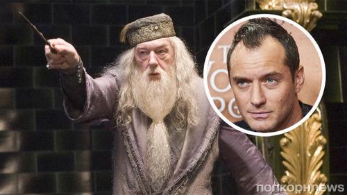 Джуд Лоу сыграет молодого Дамблдора в «Фантастических тварях и где они обитают 2»