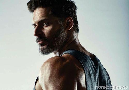 Джо Манганьелло украсил обложку Men's Health (август 2017)