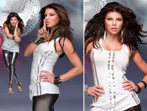 Ферги в рекламе одежды C&A