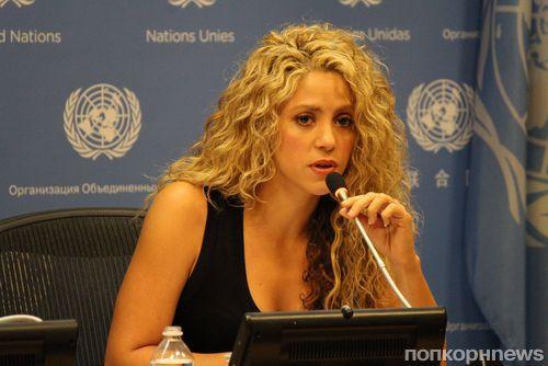 Шакира отменила все свои выступления из-за