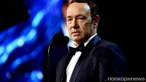 Кевина Спейси лишили премии «Эмми»