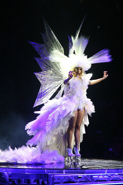 Lady Gaga одержима сценой