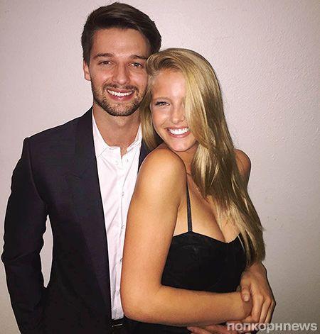 Патрик Шварценеггер показал новую девушку