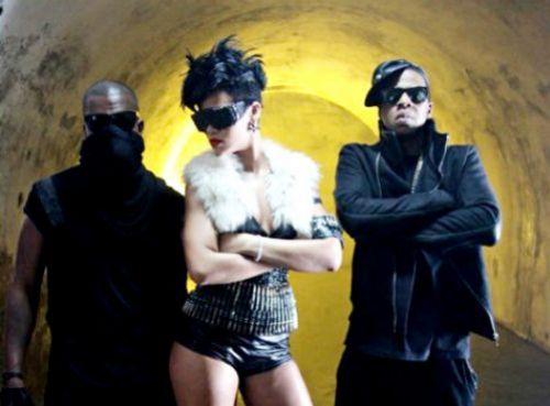 "Видео: Клип Jay-Z, Рианны и Кани Веста ""Run This Town"""