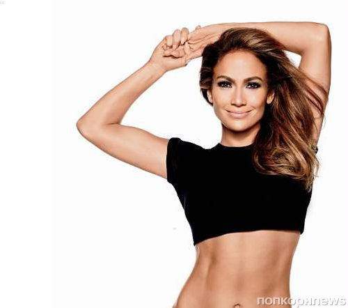 Первый взгляд на Дженнифер Лопес в рекламной кампании BodyLab