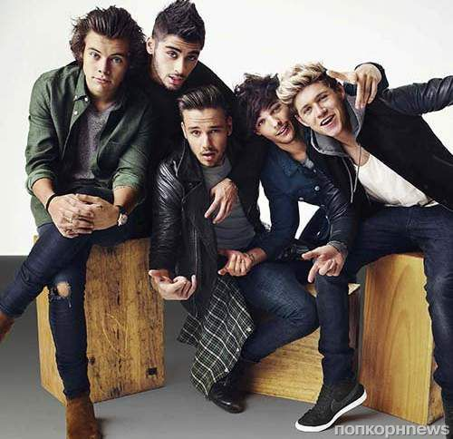 ���� ����� ������� �� ����� �� ������ One Direction
