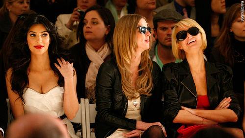 Ким Кардашиан и Пэрис Хилтон не разговаривают друг с другом