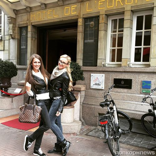 Ольга Бузова подарила 77-летней бабушке поездку в Амстердам