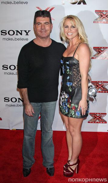 Звезды на вечеринке X Factor