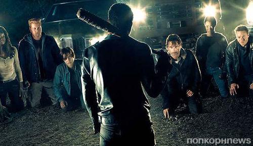 Фото: Все потенциальные жертвы Нигана на промо-постерах 7 сезона «Ходячих мертвецов»