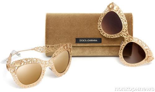 Коллекция очков Осень / Зима 2014 Dolce & Gabbana