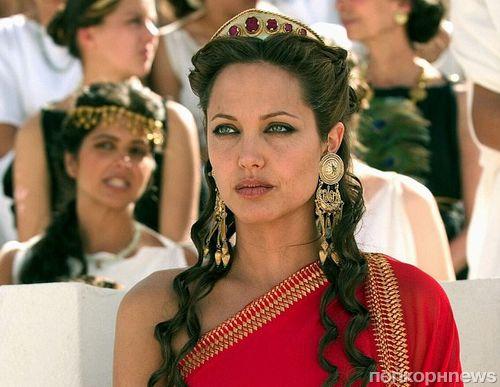 Анджелина Джоли сыграет императрицу Екатерину II в собственном фильме