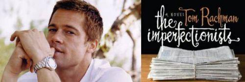 Брэд Питт расскажет о жизни журналистов