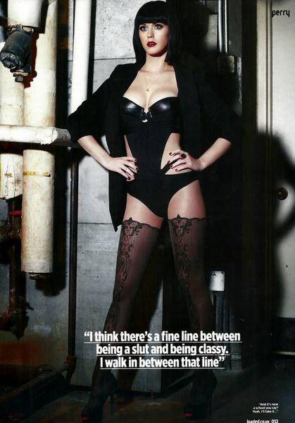 Кэти Перри в журнале Loaded. Январь 2011
