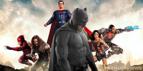 Фильм «Лига справедливости» стал лидером проката США