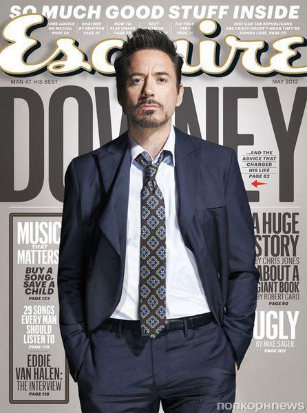 ������ ����� ������� � ������� Esquire. ��� 2012