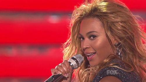 Выступление Бейонсе на шоу American Idol