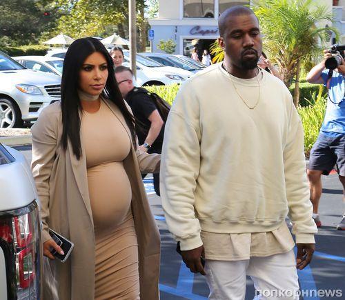 Заветное желание Ким Кардашьян — похудеть после родов