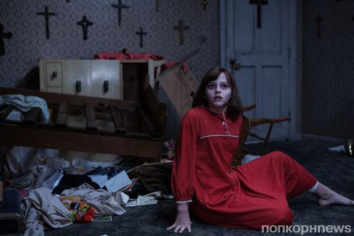 Фильм ужасов «Заклятие 2» «убил» зрителя в кинотеатре