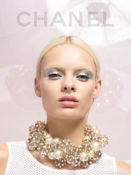 Лукбук новой коллекции Chanel. Весна 2013