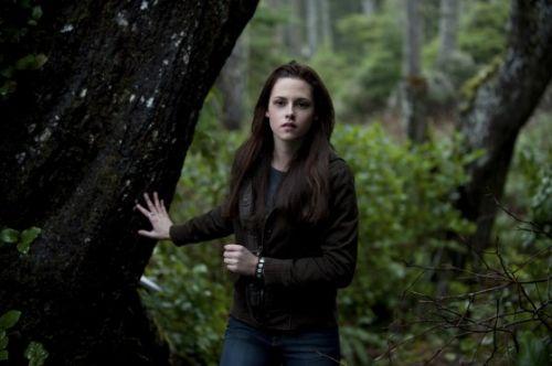 """И еще новые кадры """"Новолуния"""": вампиры, люди, волки"""