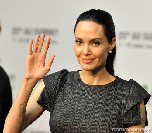 Анджелина Джоли больна раком?