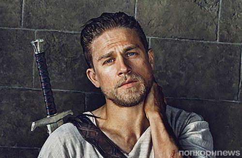 Премьера «Короля Артура» с Чарли Ханнэмом отложена до февраля 2017