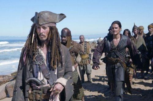 """Съемки четвертых """"Пиратов Карибского моря"""" откладываются"""