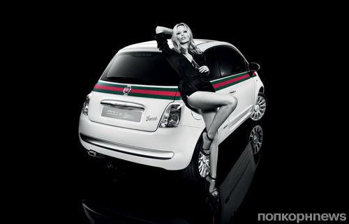 Новый рекламный ролик Fiat 500 от Gucci