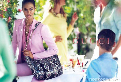 Рекламная кампания Gucci Resort 2013