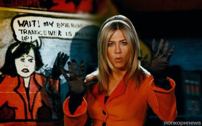 Видео: Дженнифер Энистон, Бен Аффлек, Мэтт Дэймон и другие в пародии на супергеройские блокбастеры