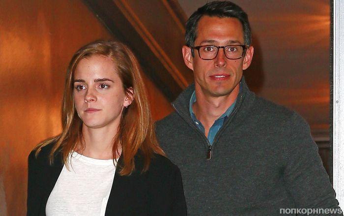 Эмма Уотсон рассталась с бойфрендом после двух лет отношений