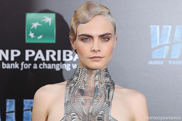 Кара Делевинь возглавила рейтинг самых высокооплачиваемых британских моделей