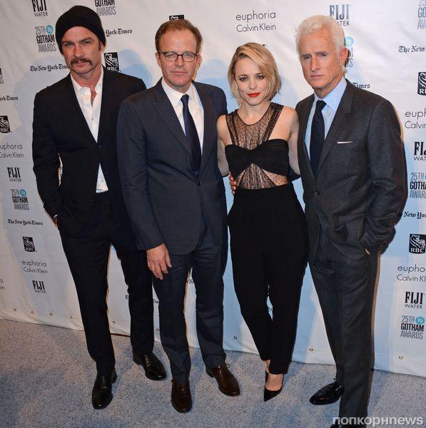 Звезды на церемонии Gotham Independent Film Awards
