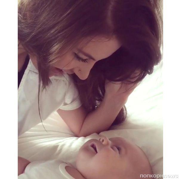 Бриана Джангвис надеялась вернуть Луи Томлинсона после рождения сына
