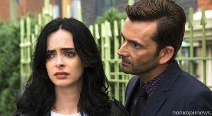 Netflix показал первый трейлер второго сезона «Джессики Джонс»