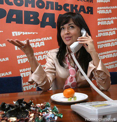 Анастасия Заворотнюк: