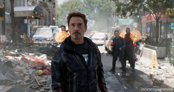 Роберт Дауни-младший назвал свою любимую сцену из «Мстителей: Война бесконечности»