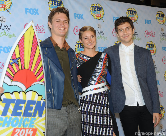 Церемония Teen Choice Awards 2014